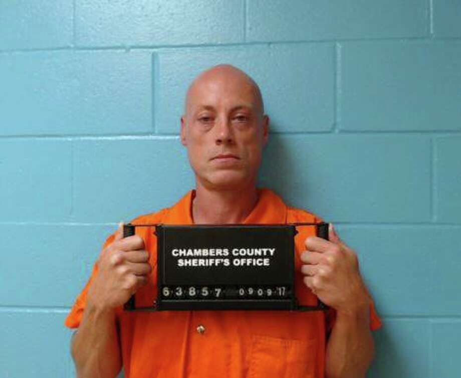 Steve McDowell was charged with murder after his ex-wife's body was recovered more than two weeks after she went missing. Photo: Chambers County Sheriff Office