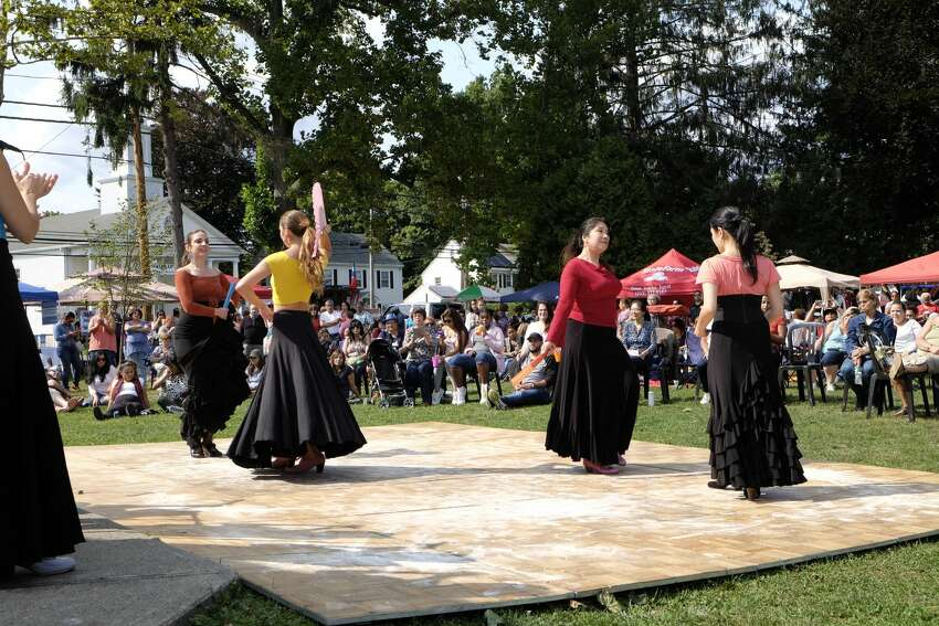The fourth annual Latin Music Festival on Paradise Green took place in Stratford on September 10, 2017.  In addition to the music and food seen in past Latin festivals, celebrated flamenco dancers from the Melinda Marquez Dance Studio in New Haven performed. Were you SEEN?