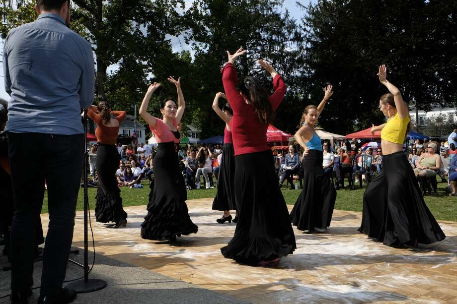 The fourth annual Latin Music Festival on Paradise Green took place in Stratford on September 10, 2017.  In addition to the music and food seen in past Latin festivals, celebrated flamenco dancers from the Melinda Marquez Dance Studio in New Haven performed. Were you SEEN? Photo: Dawn Kubie, Dawn Kubie