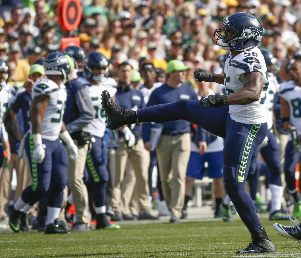Seahawks Cliff Avril questionable to return this year Carroll
