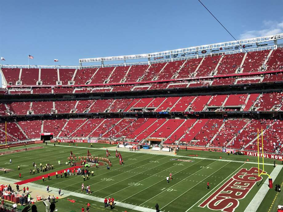 It's no secret that fans are baking at Levi's Stadium. What can the team do to fix it? SFGATE readers have a few ideas... Photo: Peter Hartlaub / The Chronicle