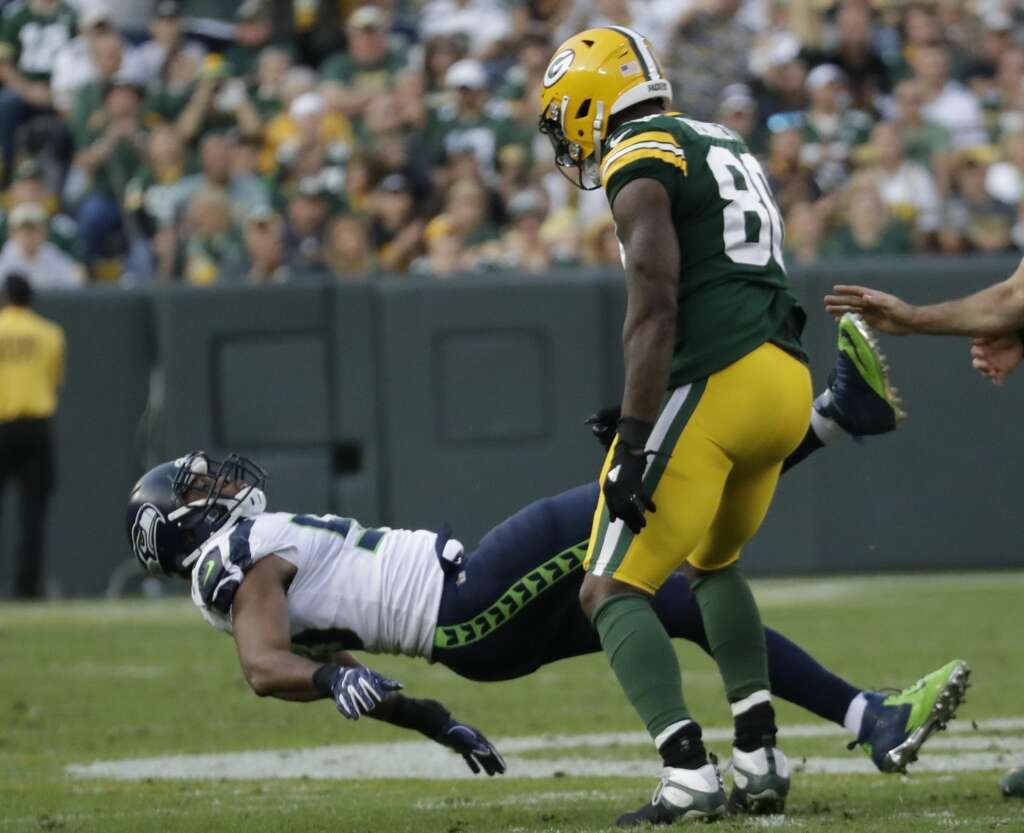 Seahawks notes Richard Sherman KJ Wright out with injuries