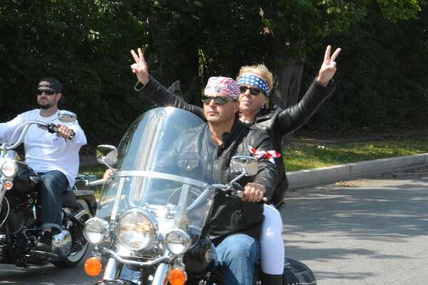 The 17th Annual CT United Ride - the state's largest 9/11 tribute was held on September 10, 2017. The ride started in Norwalk and ended in Bridgeport. Last year, there were 2,300 motorcycles and scores of police escorts and fire trucks. Organizers say riders and spectators totaled more 20,000 people. Were you SEEN?