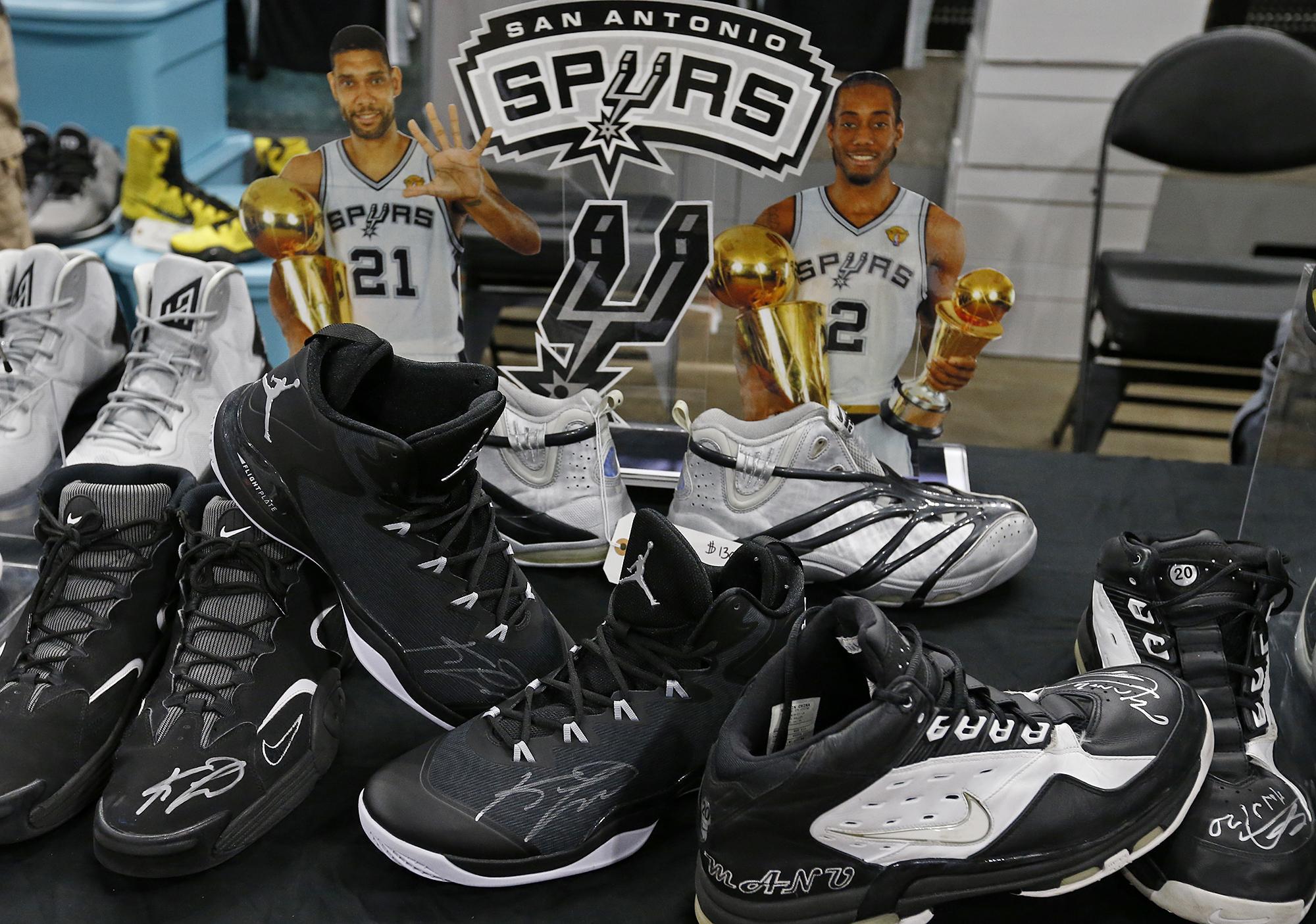 2c2f6c7b76d San Antonio sneakerheads appreciate  the art  of shoes - San Antonio ...