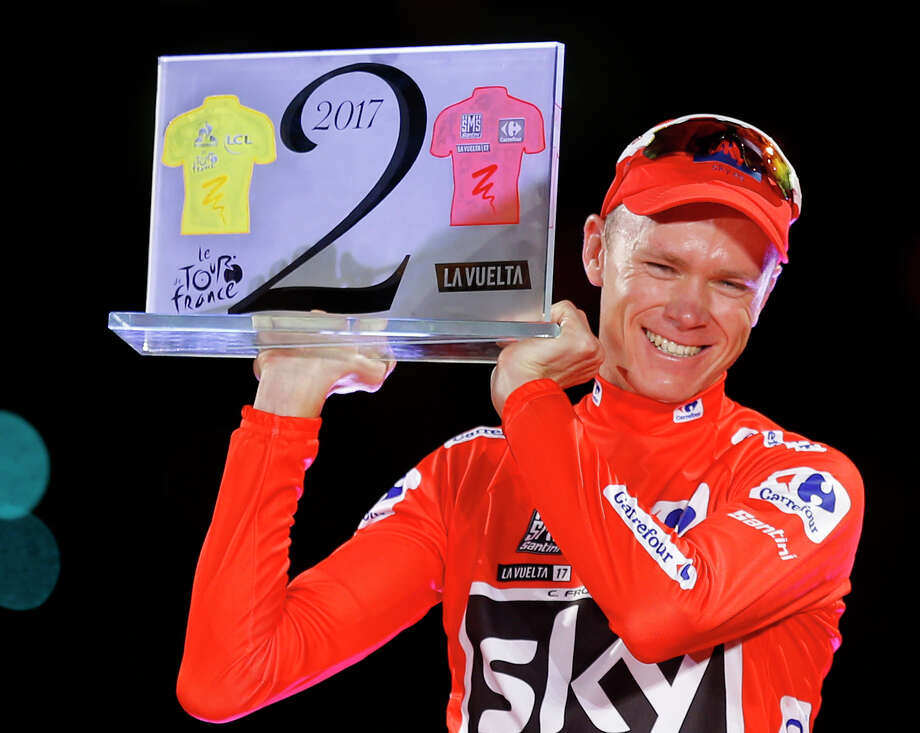 Chris Froome successfully defends red jersey on Stage 20 of Vuelta