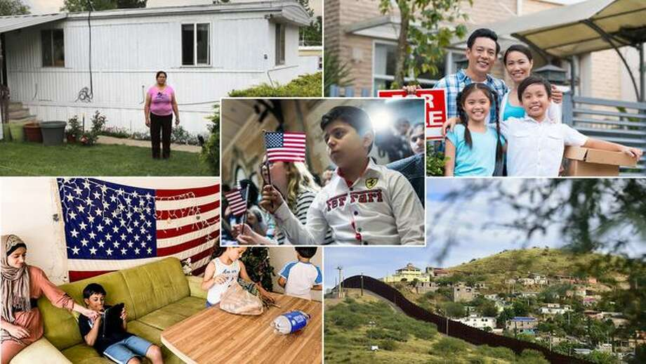 Click through the gallery to see the immigrant share of the total population in Fairfield County's four largest towns.  Photo: Getty Images; IStock