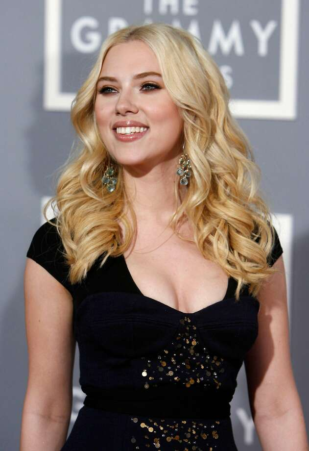 Scarlett Johansson is among the great actors who have their own indelible voice. Photo: Matt Sayles, AP