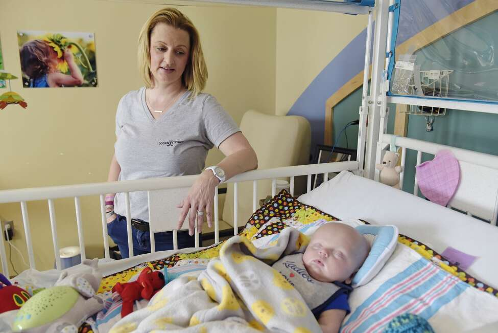 2. They thought the hemorrhage in my brain was a deadly platelet disorder called NAIT. After testing me for that — and numerous other blood disorders — everything came back negative or normal. I was sent home after spending five days in the NICU.