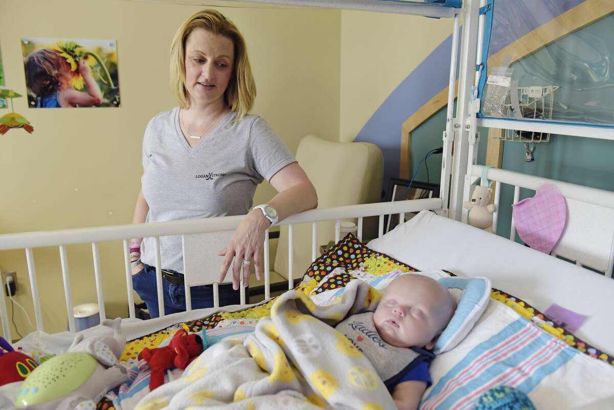 2. They thought the hemorrhage in my brain was a deadly platelet disorder called NAIT. After testing me for that - and numerous other blood disorders - everything came back negative or normal. I was sent home after spending five days in the NICU.