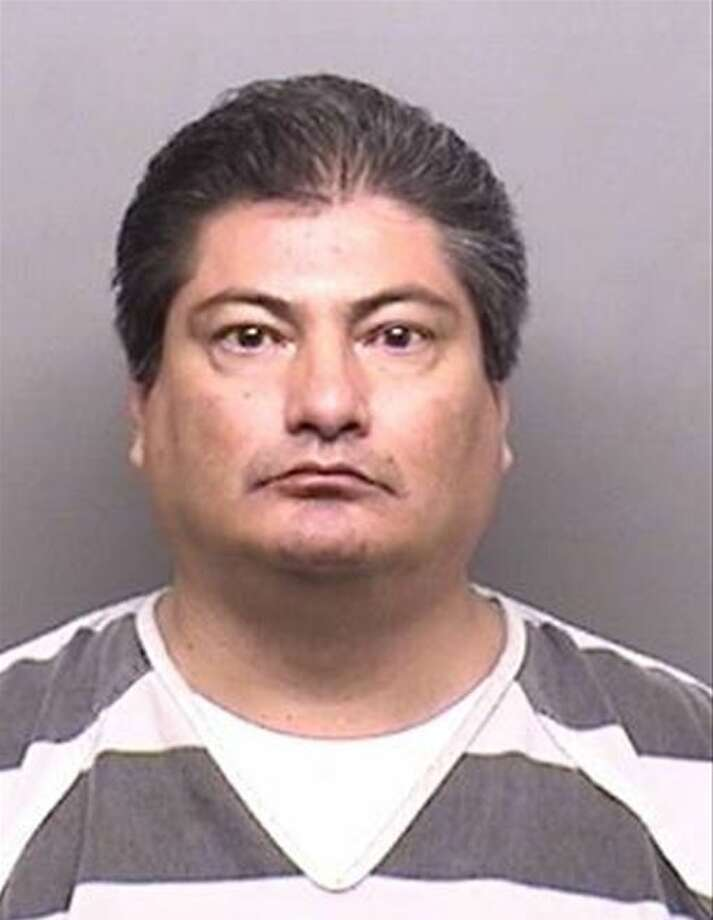 A grand jury indicted Sergio Delfino Garcia on a second-degree felony charge of theft of property between $100,000 and $200,000. Photo: Webb County Sheriff's Office