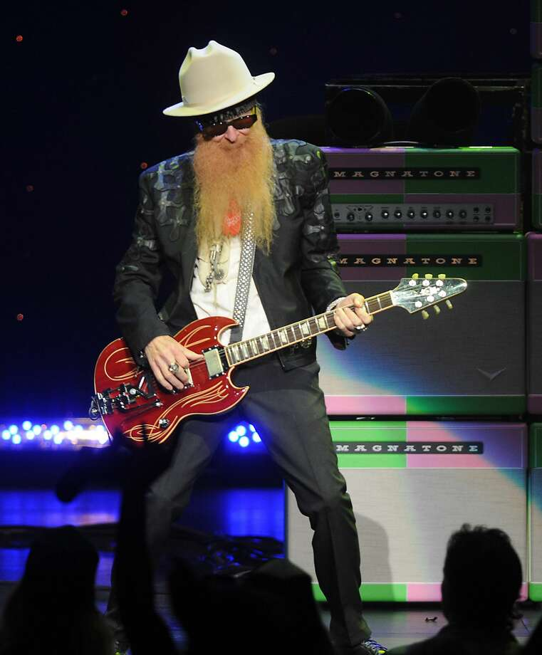 How ZZ Top's 'Eliminator' Became One Of The Best-selling