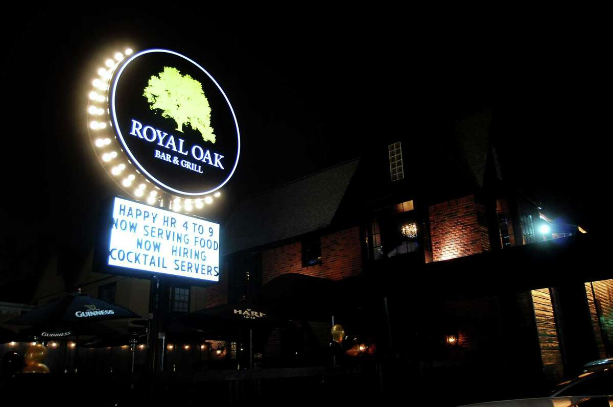 The Royal Oak Bar & Grille at 1318 Westheimer was damaged by a fire on Sept. 9, 2017. It was closed and in renovation process to rebrand at Present Company.