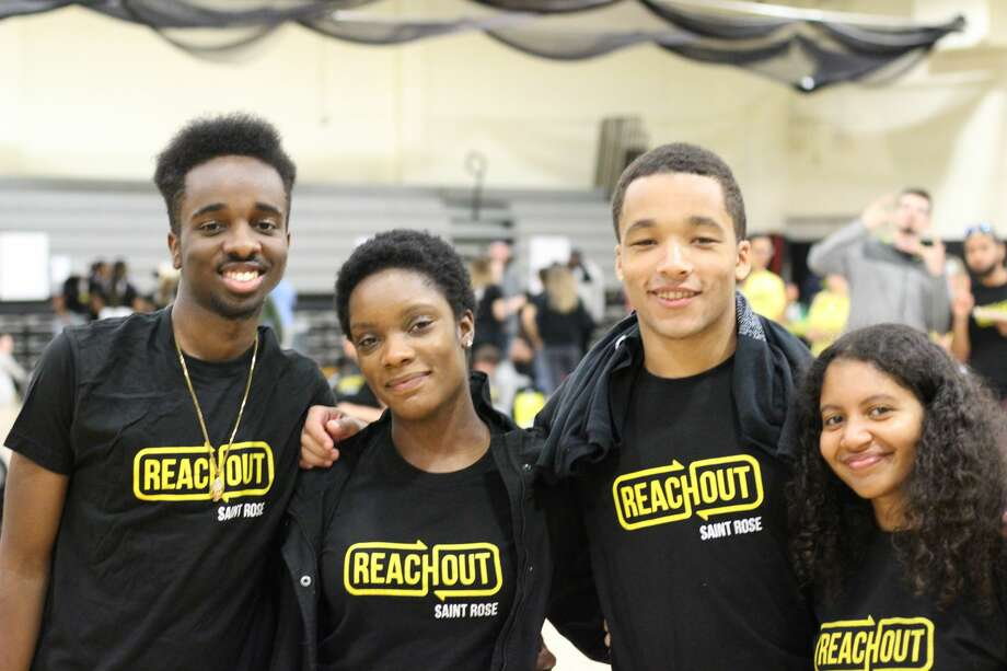 Were you seen volunteering at Reach Out Saint Rose on Saturday, Sept. 9, 2017? Photo: The College Of Saint Rose