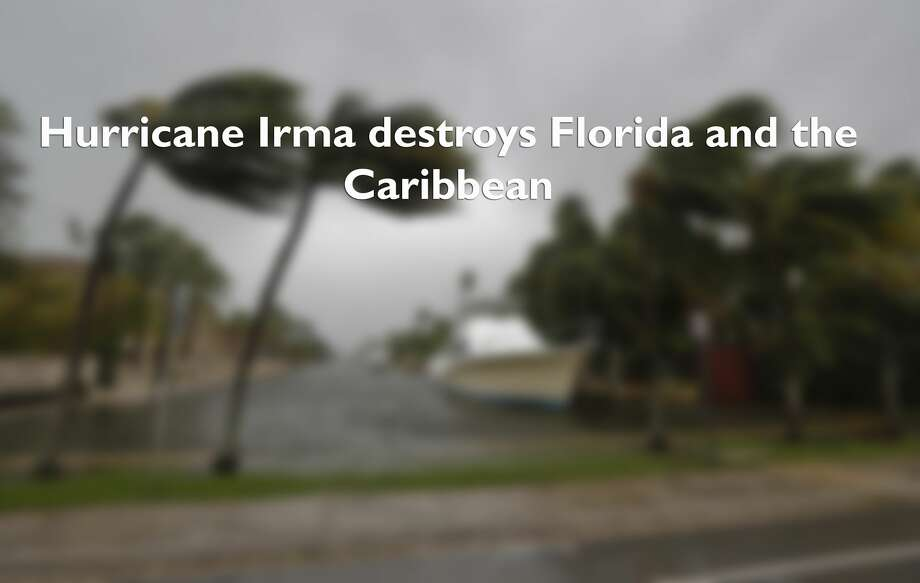 Swipe through to see photos of the path of destruction left by Hurricane Irma in Florida and the Caribbean.  Photo: The Washington Post/The Washington Post/Getty Images