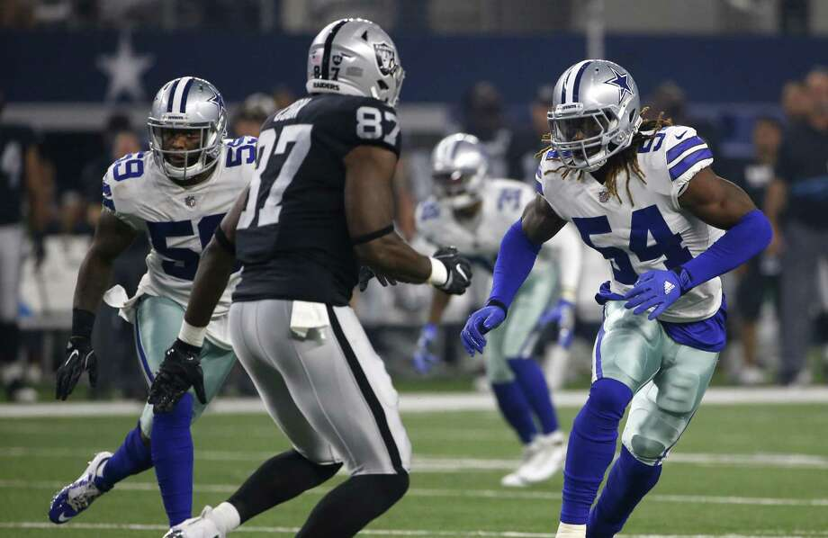 Linebacker Jaylon Smith could prove to be the draft steal the Cowboys predicted. Photo: Ron Jenkins /Associated Press / FR171331 AP