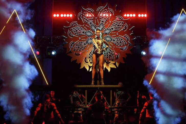 "Deborah Cox stars in the touring production of ""The Bodyguard,"" which is making its San Antonio debut at the Majestic Theatre."
