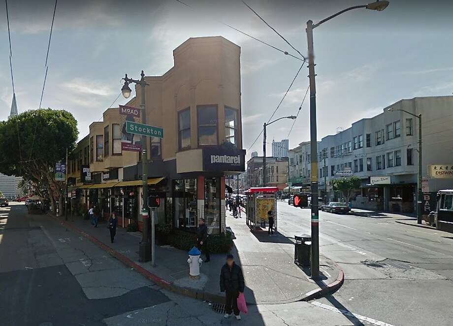 Pantarei located at 431 Columbus Ave in North Beach. Photo: Photo Via Google Maps