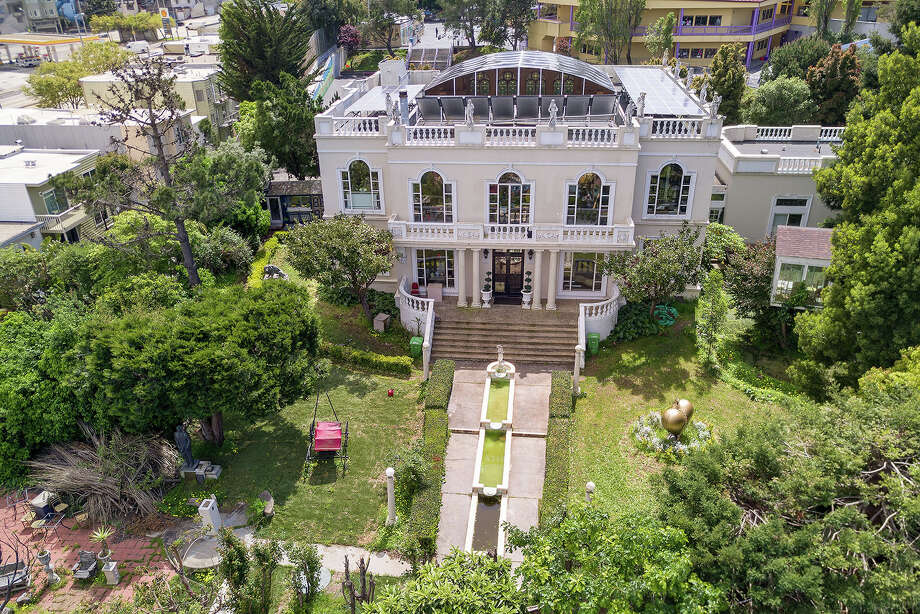 One of the largest estates in San Francisco, 47 Chenery in Glen Park is on the market for $12.5 million. Photo: Open Homes Photography