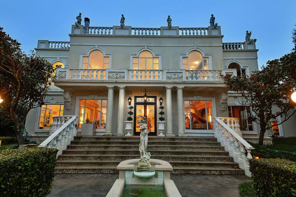 One of the largest estates in San Francisco, 47 Chenery in Glen Park is on the market for $12.5 million.