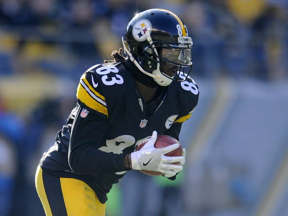 The Texans signed former Steelers wide receiver Cobi Hamilton to their practice squad on Friday. Photo: Diamond Images/Diamond Images/Getty Images