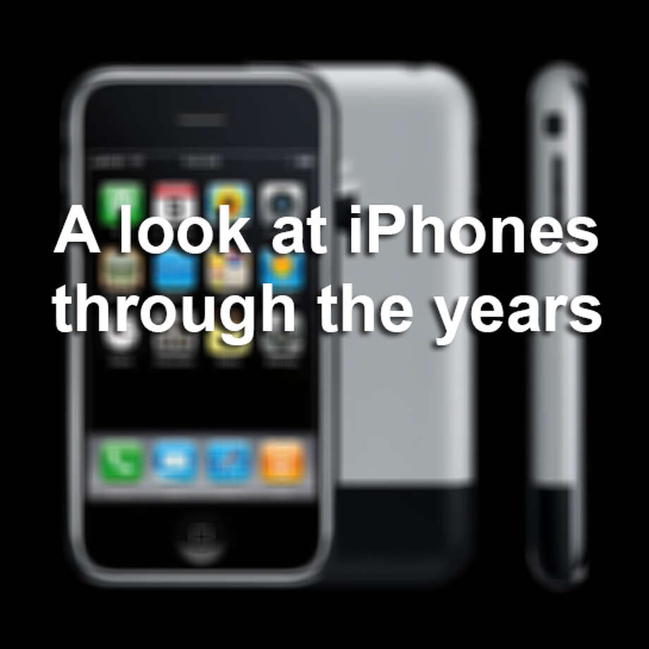 See how the newest iPhone models compare to the original and how the popular device has transformed through the years.