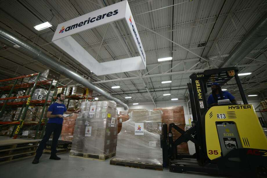 Americares earned the number 10 spot of the mid-size brand category. Photo: Contributed Photo