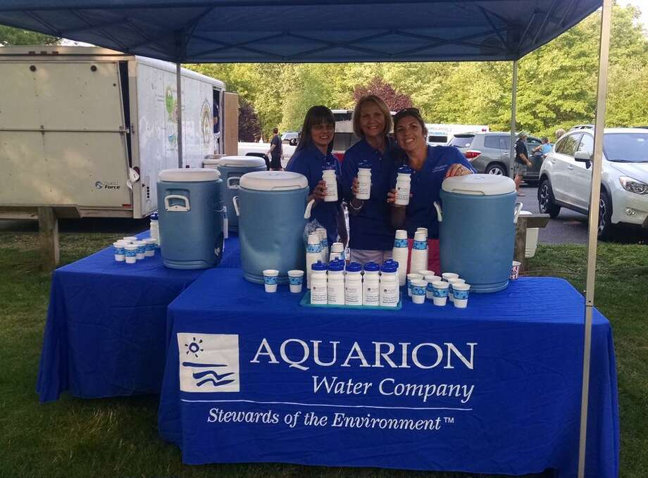 Earning the number 15 spot in the midsize brand category of the 2017 Hearst Media Top Workplaces survey, Aquarion not only invests millions of dollars in essential water infrastructure, but also invests in its employees. Photo: Contributed Photo