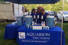 Earning the number 15 spot in the midsize brand category of the 2017 Hearst Media Top Workplaces survey, Aquarion not only invests millions of dollars in essential water infrastructure, but also invests in its employees.