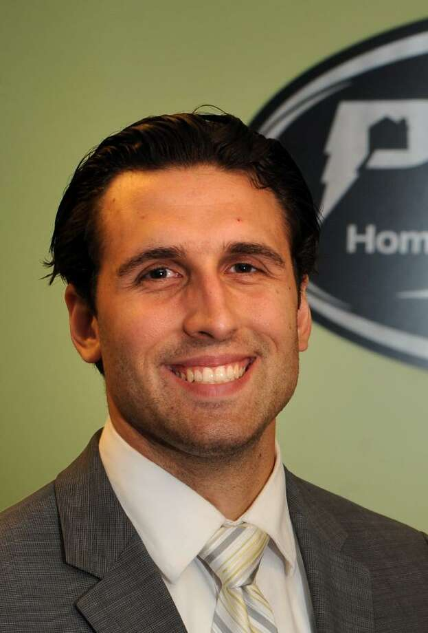 Tim Federowicz at Power Home Remodeling Group, in Stratford. Photo: Ned Gerard / File Photo