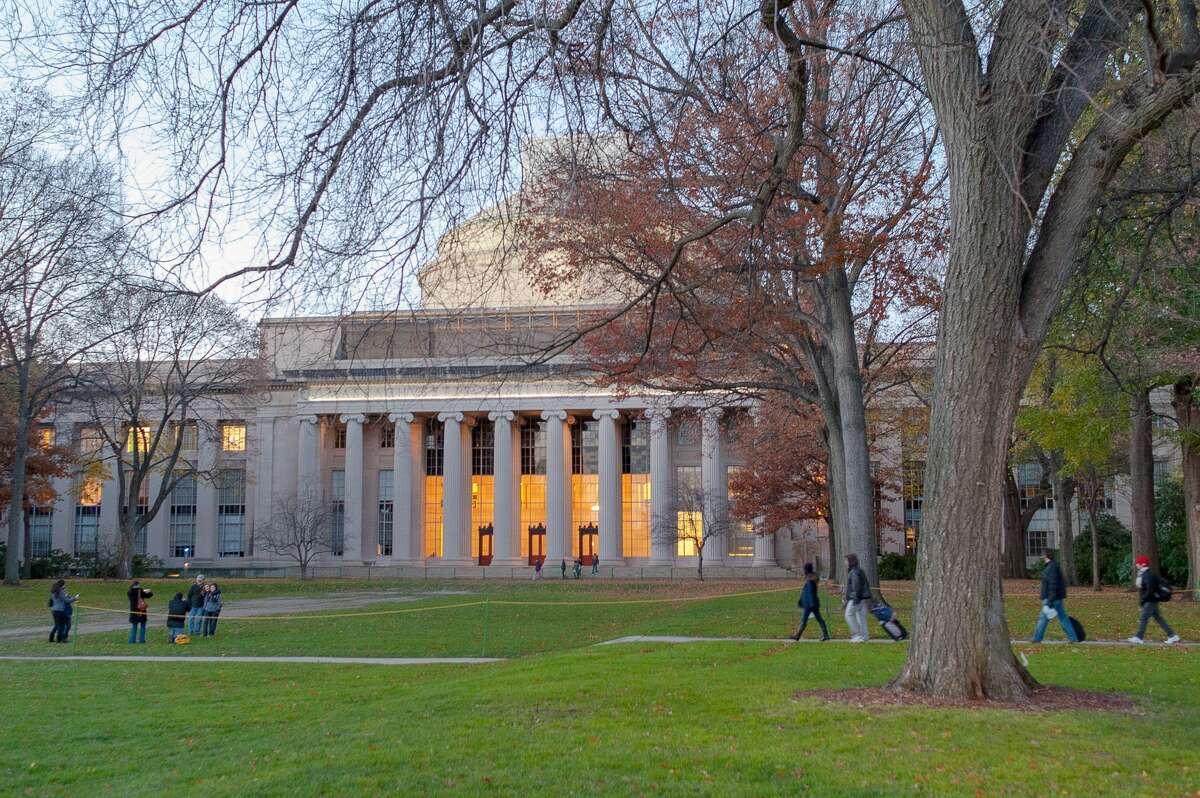 5. Massachusetts Institute of Technology (tied) Overall score: 95