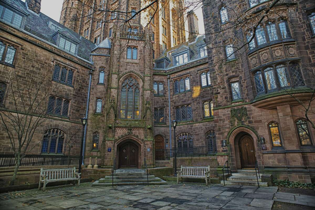 Yale University in New Haven, Conn. World rank: 11 USA rank: 9 Source:Center for World University Rankings