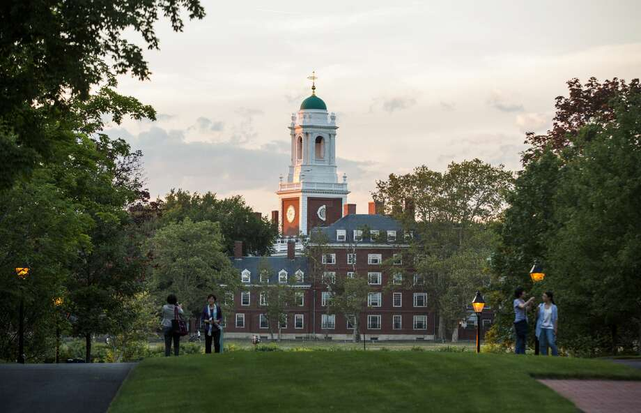 BOSTON, MA - JULY 26: The campus of Harvard Business School and Harvard University,  July 26, 2016 in Boston, Massachusetts.   Harvard,  one of the most prestigious business schools in the world,  emphasizes the case method in the classroom. (Photo by Brooks Kraft/Corbis via Getty Images) Photo: Brooks Kraft/Getty Images