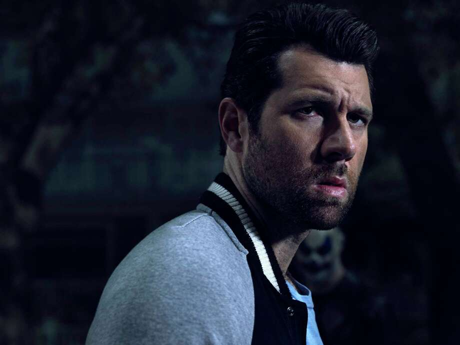 "Billy Eichner stars as Harrison Wilton in ""American Horrow Story: Cult."" Photo: HONS / Copyright 2017, FX Networks. All rights reserved."