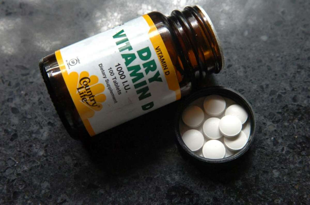 Vitamins Don't buy 400 soft gels of fish oil if you can't finish them before they expire.Source: Credit.com