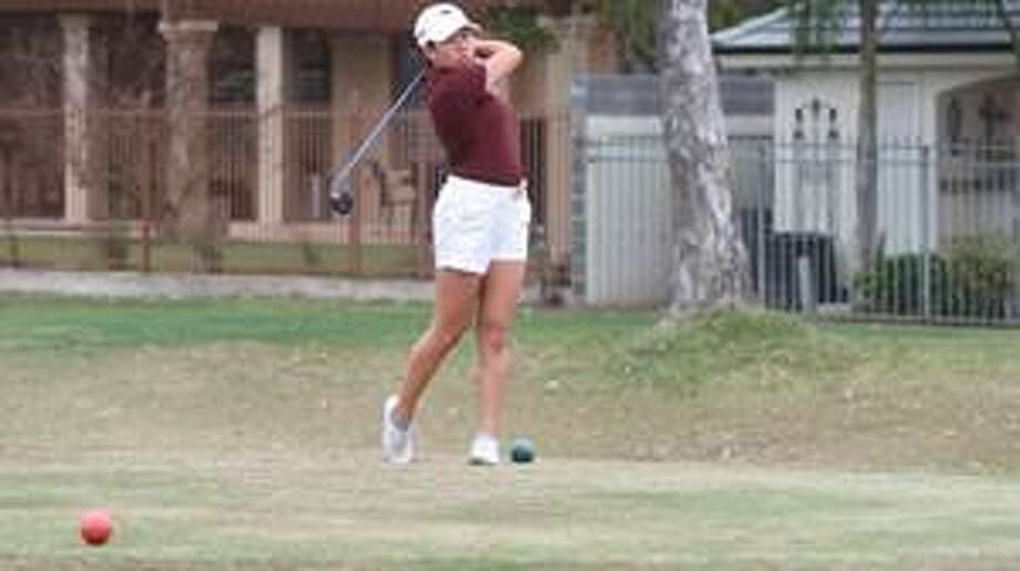 TAMIU's Rachel Yu paced the Dustdevils, shooting a 78 during the opening round. Photo: Courtesy Of TAMIU Athletics, File
