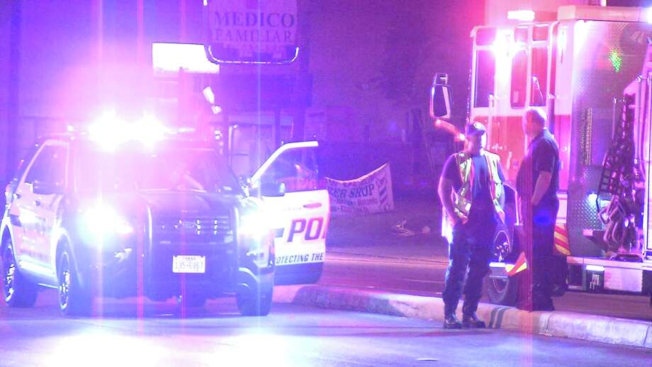 Police said the victim tried crossing Culebra Road near 19th Street around 11 p.m. on Sept. 11, 2017, and was able to dodge two other drivers before being struck by a third. Photo: Ken Branca