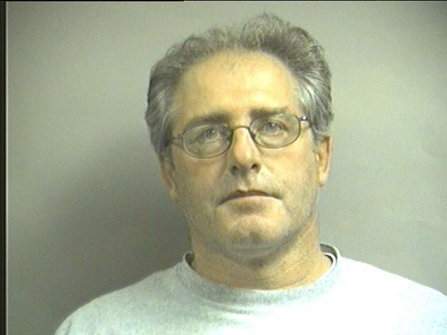 John Regan, 48, of Waterbury, Conn., accused of attempting to abduct a Saratoga Springs High School student.