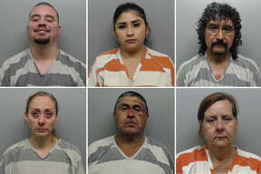 26 were arrested on drunk driving charges in Webb County during the month of August 2017. Click through the gallery to see the mugshots of all 26 arrested.