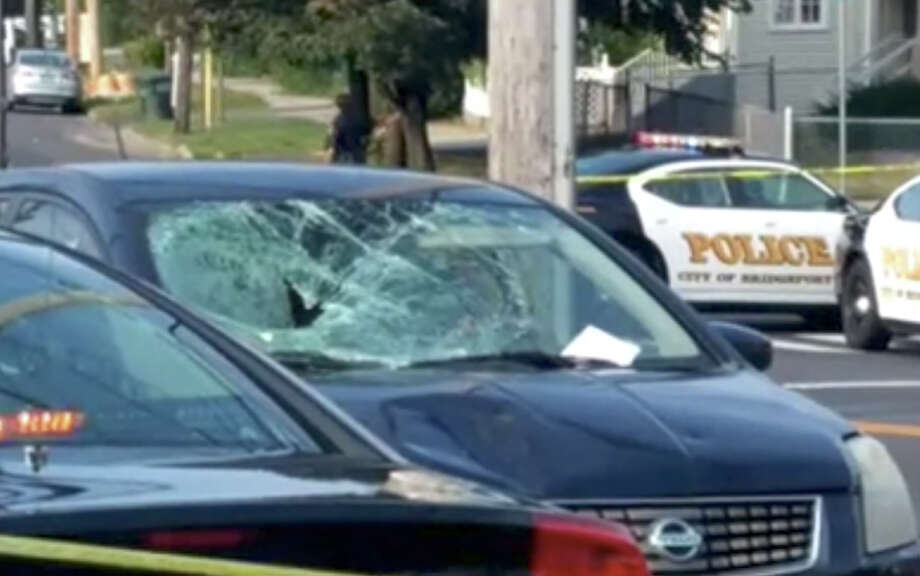 Bridgeport PD: 3 hurt, 1 seriously, in crash outside school