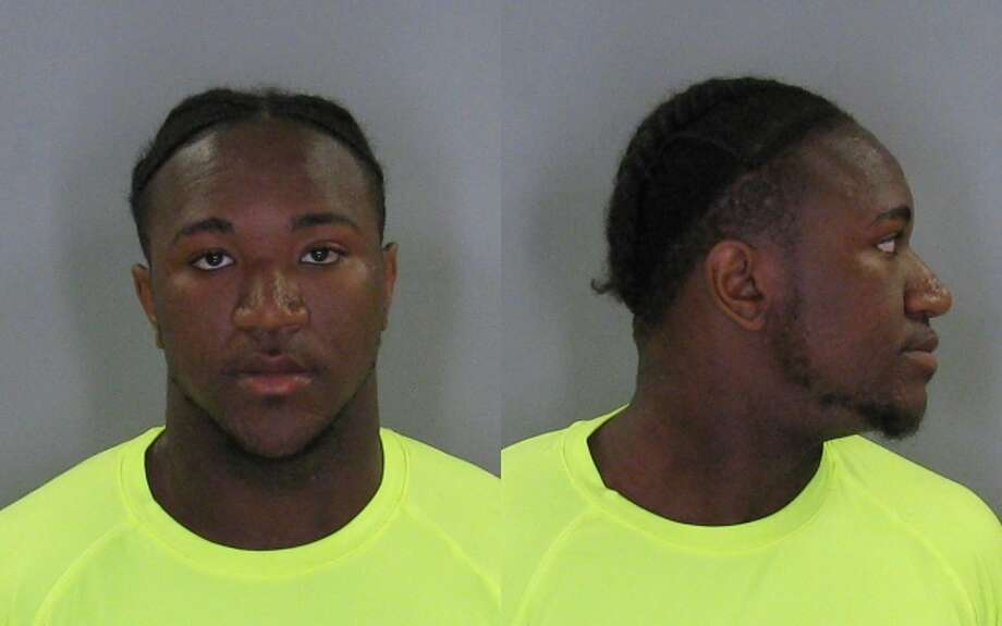 Marquis Dixon, 20, was arrested Tuesday in a forgery case. Photo: Bethlehem Police Department