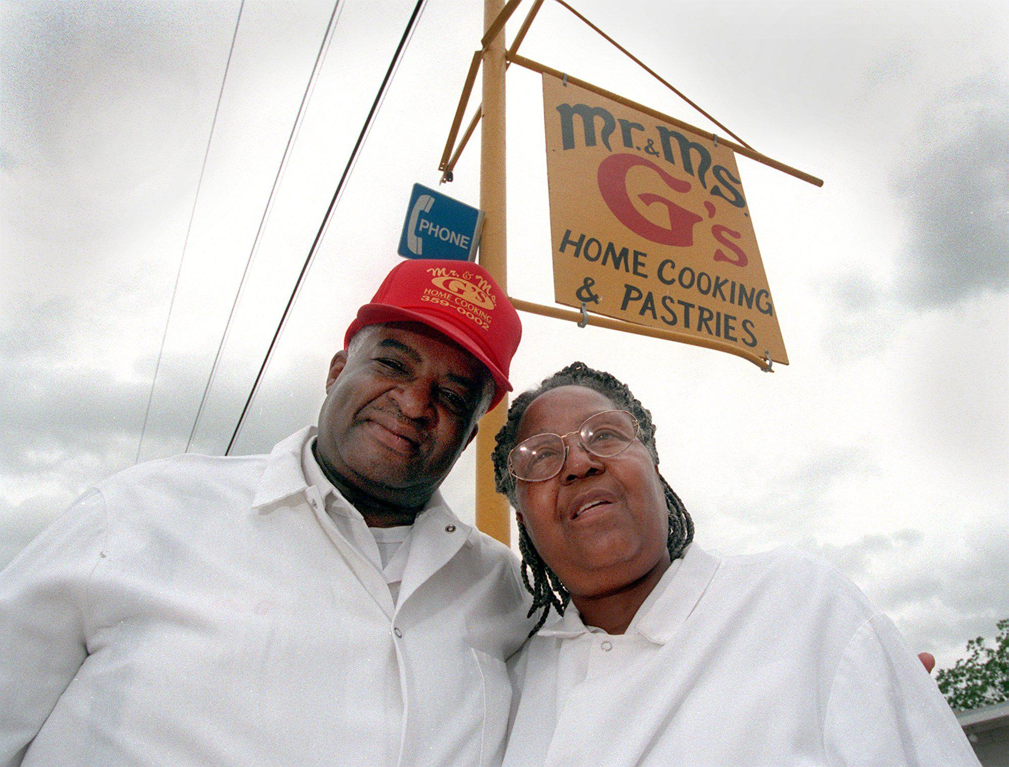 Addie Garner, Mrs. G of Mr. and Mrs. G\'s Home Cooking, dies at 82 ...