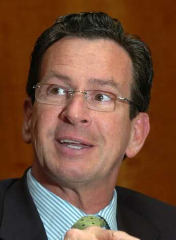 Gubernatorial  candidate, democrat Dan Malloy of Stamford. Photo: Ned Gerard / Connecticut Post