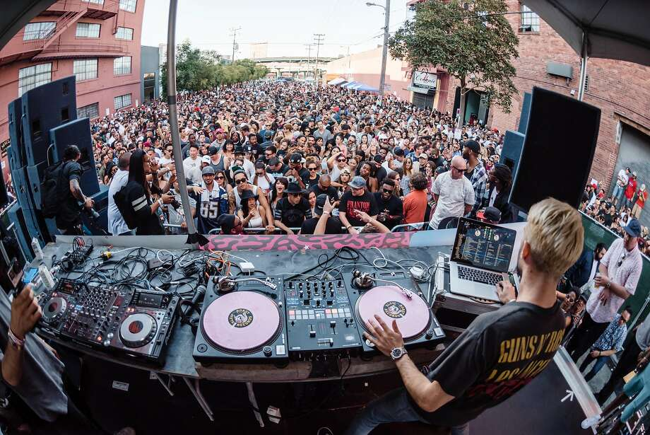 The Do-Over San Francisco Block Party marks its 10th anniversary. Photo: Demian Becerra
