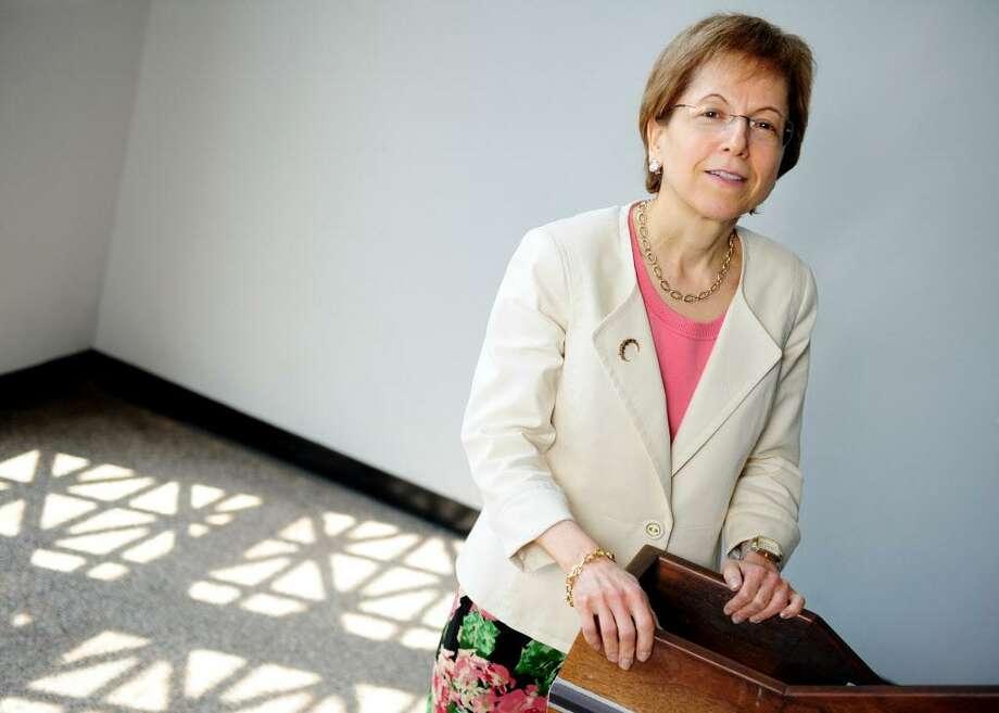 Marlene Siegel, chief financial officer, Bridgeport Public School. Photo: Autumn Driscoll / Autumn Driscoll / Connecticut Post