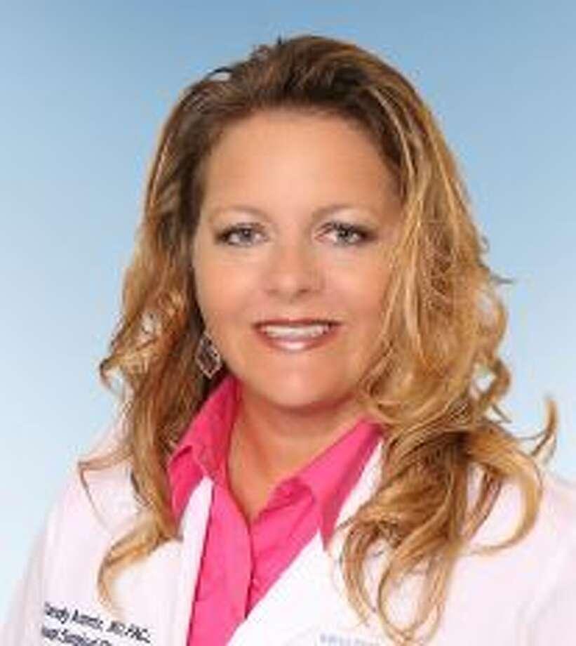 Dr.Candy Arentz Photo: Houston Methodist West Hospital