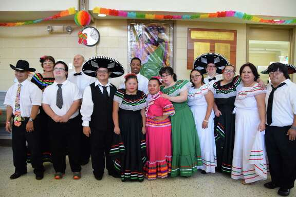Students with the Houston Down Syndrome Academy are putting the finishing touches on their annual Fiesta Luncheon, slated for noon Saturday, Sept. 16.