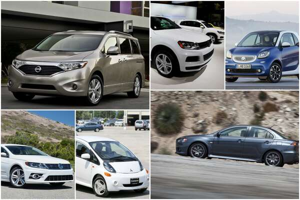 Just like canceled TV shows, you won't get a chance to buy these vehicles in the new year. See which vehicles automakers are flushing down the toilet.