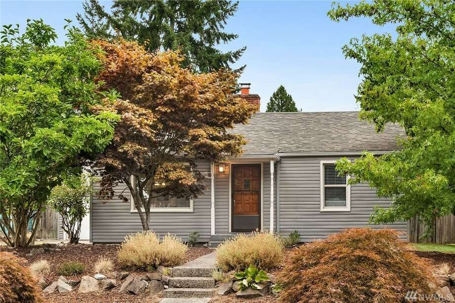 A charming bungalow in the heart of Olympic Hills, the features of this home include a fireplace, hardwood floors, double-pane windows and an updated kitchen. Enjoy the large backyard with a deck and plenty of room for entertaining or gardening.The address is 14086 23rd Pl. N.E., listed for $430,000. See the full listing here. Photo: Listing Provided Courtesy Of Kelly Pornour, Windermere Real Estate Co.