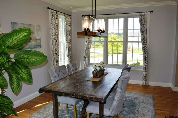 $650,000.  1 Arbor Drive, Guilderland, NY 12159.  View listing.