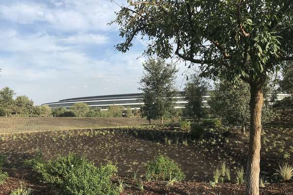 How much is Apple's spaceship headquarters worth? Now we